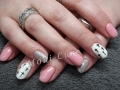 Gel nagels nail art
