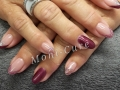 Gel nagels nail-art steentje